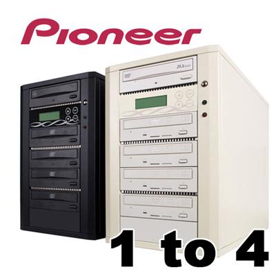 Pioneer DVR-115D DVD Duplicator