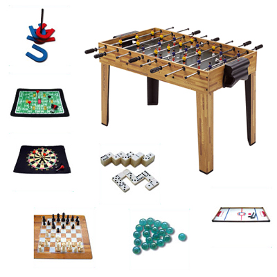 20 in 1 Games Table