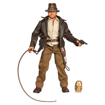 Indiana Jones Talking Figure