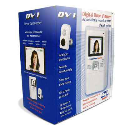 DV1 Digital Door Viewer