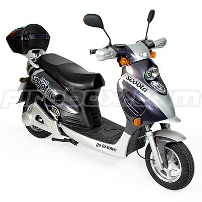 Ego Electric Street Scoota