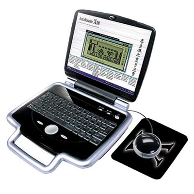 Oregon Scientific Accelerator X18 Laptop