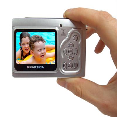 Praktica DPix5200 Digital Camera