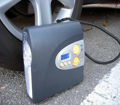 Digital Tyre Compressor