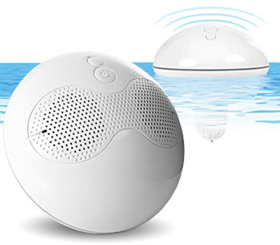 Wireless Floating Speaker 2