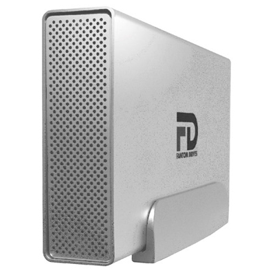 Fantom Drives G-Force 500GB USB 2.0 and eSATA External Hard Drive