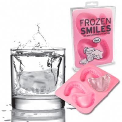 Frozen Smiles Ice Tray