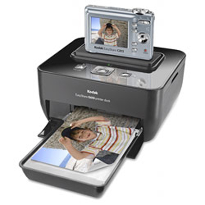 Kodak EasyShare C813 and G610 Printer Dock