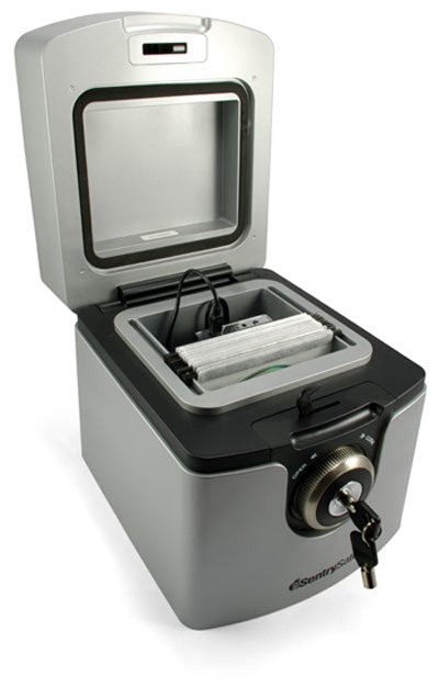 SentrySafe Fireproof Databox