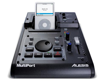 Alesis MultiPort Direct Desktop Recording