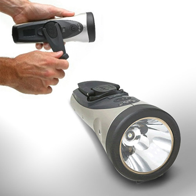 Freeplay Jonta Self-Powered LED Flashlight