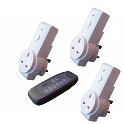 Remote Controlled Socket