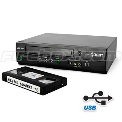 USB VHS Converter