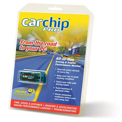 Car Chip Pro Engine Performance Monitor