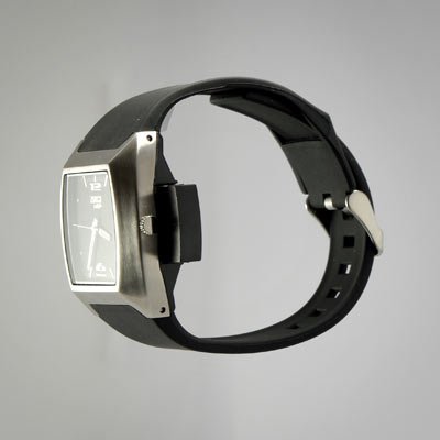 USB Hidden Flash Drive Watch