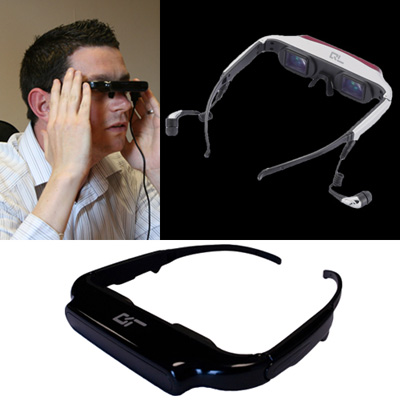 Virtual Screen Eyewear