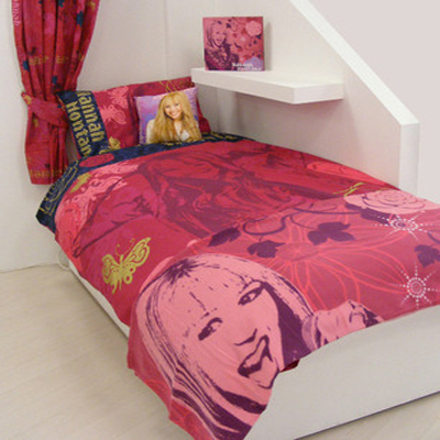 hannah montana bedroom in a box