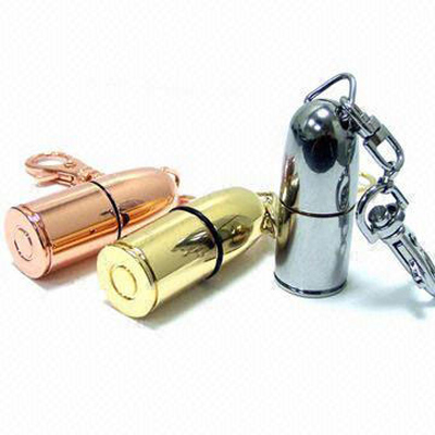 The Netac 4GB Bullet USB Flash