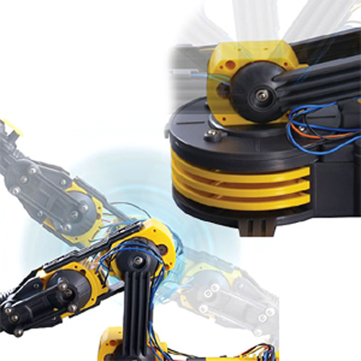 Robot Arm - Now You Can Build Your Own Robotic Arm Easily