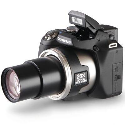 The 26X Longest Zoom Digital Camera
