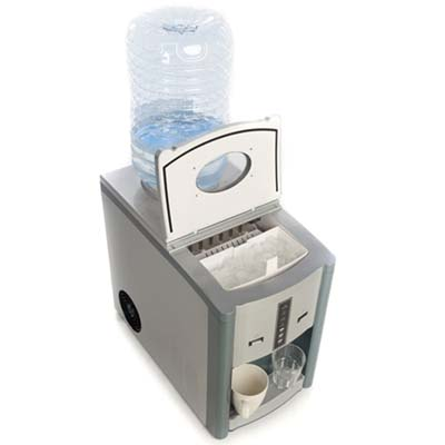Ice Appliance Combi The Portable Ice Maker And Hot or Cold Water