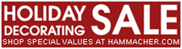 Holiday Decorating Sale