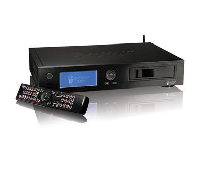 Popcorn Hour C-200 Networked Media Tank