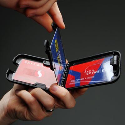 RFID Shielding Flipside Wallet