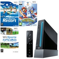 Wii Fantastic Gaming Package
