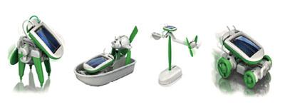6 in 1 Solar Robot Kit 2 a