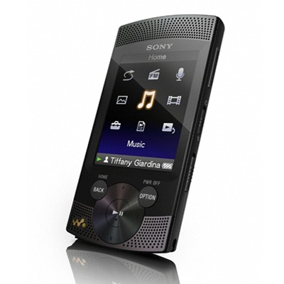 Sony NWZ-S545 16GB Video Walkman