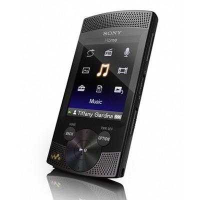 Sony NWZ-S545 16GB Video Walkman