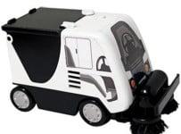 Road Sweeper Desk Vacuum