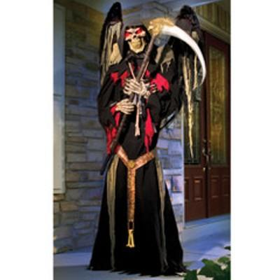 6 feet Taunting Grim Reaper