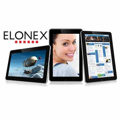 Elonex eTouch Android 2.1 Mobile Internet Tablet