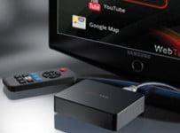 Television To Internet Converter