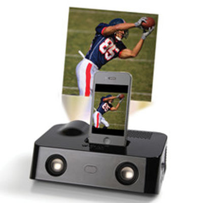 iPhone Video Projector 2