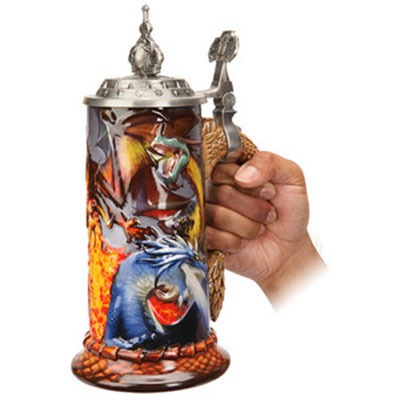 Warcraft Steins