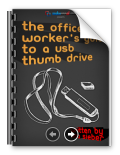 The Office Workers Guide To USB Thumb Drive