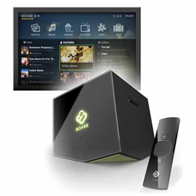D-Link Boxee Box DSM-380 Wireless HD Media Player