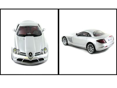 1:16 Scale Licensed Mercedes Electric RC Car