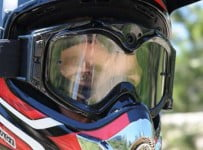 MX Off Road Camera Goggle Mask