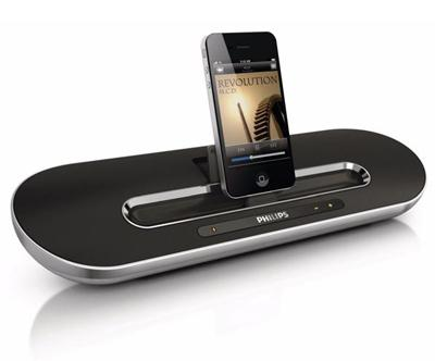 how to connect iphone to philips airplay