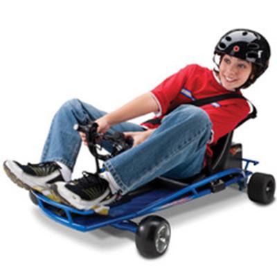 The Corner Drifting Go Cart