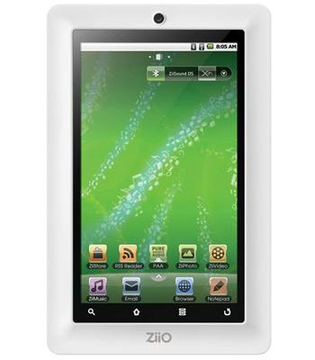"""Creative ZiiO 7"""" 8GB Android Tablet"""