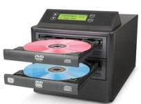 The One Step DVD CD Duplicator