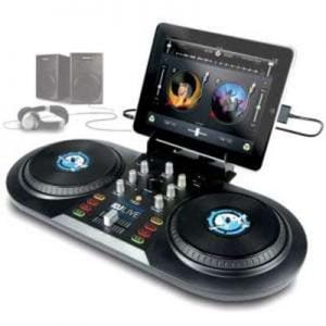 iDJ Live DJ Controller for iPad, iPod and iPhone