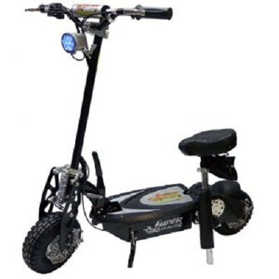 Super Turbo 800watt Elite 36v Electric Scooter
