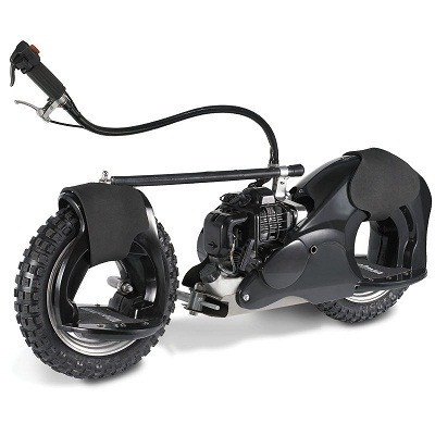 The 20 MPH Motorized Wheelrider