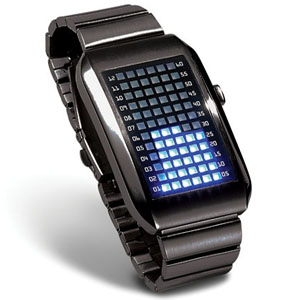 The LED Matrix Watch